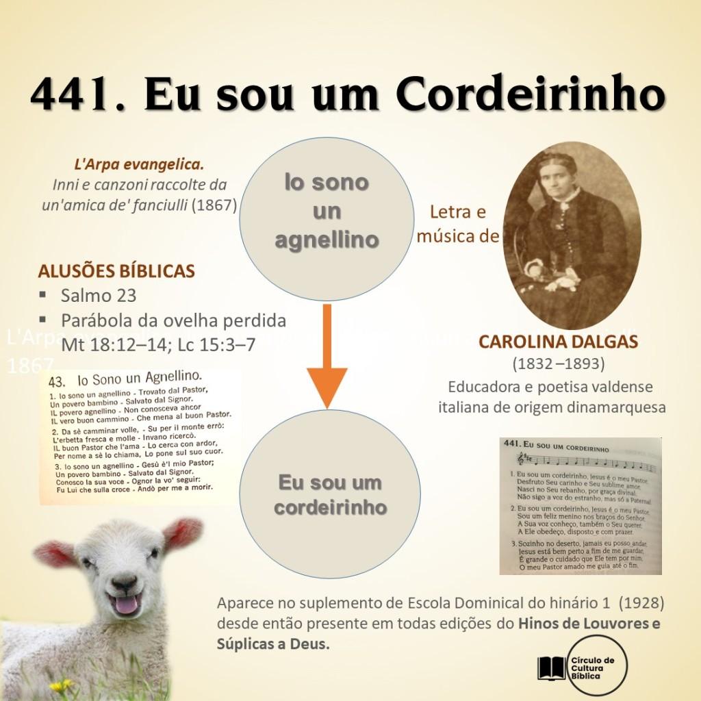 Um dos mais fofos hinos de criança guarda uma mensagem profunda: o Pastor Divino encontra a ovelha perdida - a qual é SUA - e a conduz com um carinho terno para pastos seguros.